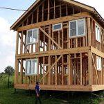 Каркасный дом и его особенности