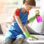 Рекомендации по уходу за тканевыми обивками диванов