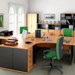 Выбор мебели для офиса и его особенности