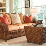 Преимущества использования мебели из ротанга
