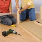 Советы по сборке мебели