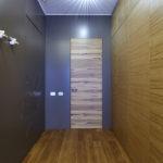Скрытые двери – стильно, оригинально, современно