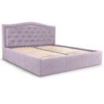 Кровать с мягким изголовьем — сочетание качества и красоты