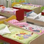 Текстиль для детских садов: критерии выбора
