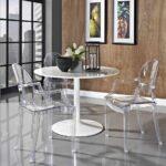 Мебель из пластика – это практичность и красота.